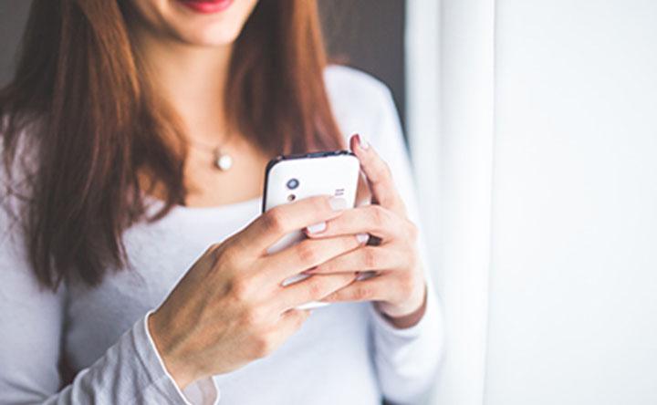 Quando lo smartphone ti migliora l'umore