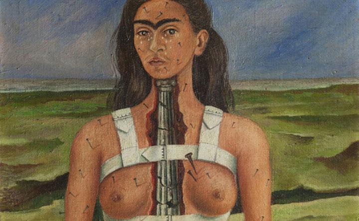 Il potere terapeutico dell'arte nelle opere di Frida Kahlo