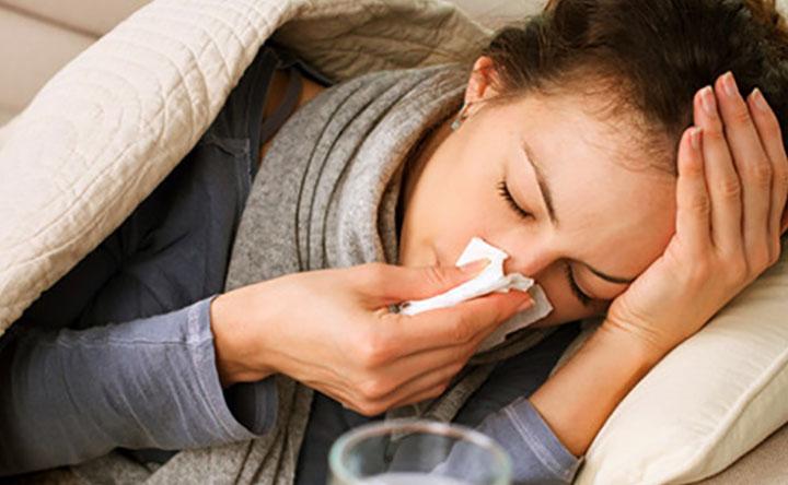 Influenza: maggior rischio di contagio rispetto all'anno scorso