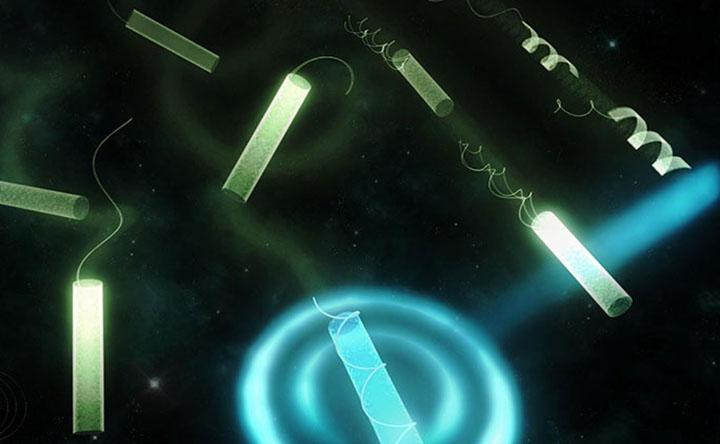 Micro robot simili a batteri saranno presto a servizio della microchirurgia