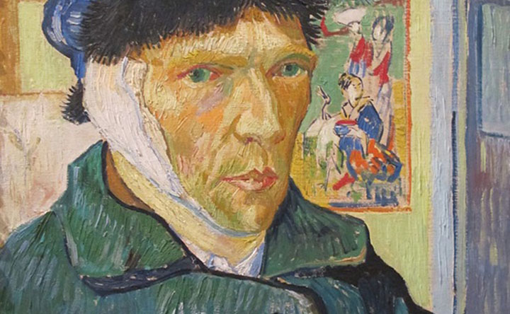 Il ritratto dell'artista irrequieto: arte e follia nelle opere di Vincent Van Gogh