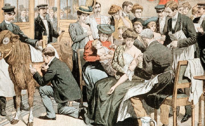 Curiosità dalla storia della medicina preventiva