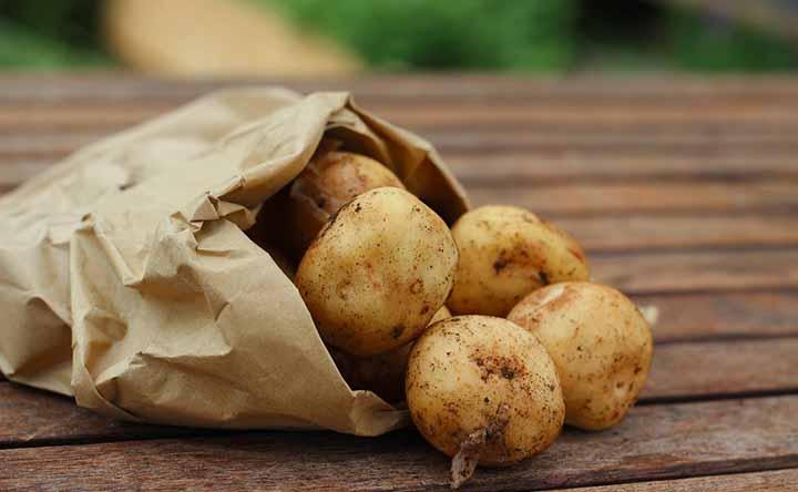 Alimenti antinfiammatori: la patata
