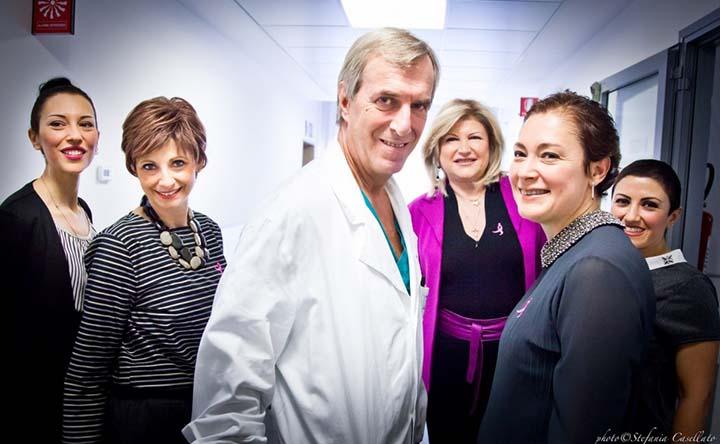 """""""Kemioamiche"""": la serie tv che racconta la lotta delle donne contro il cancro al seno"""