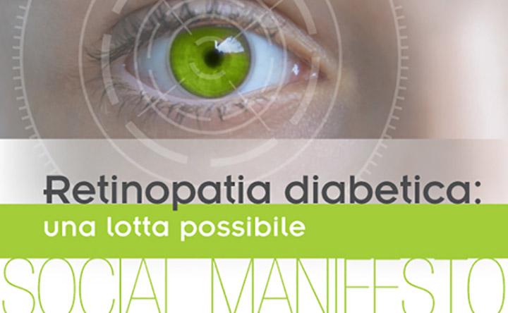 Retinopatia diabetica, fenomeno in crescita in Italia