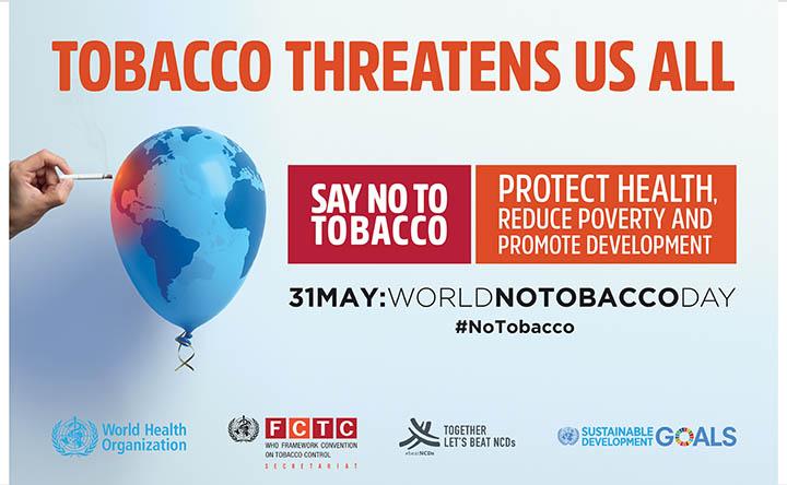 Giornata Mondiale senza tabacco: i numeri fanno riflettere