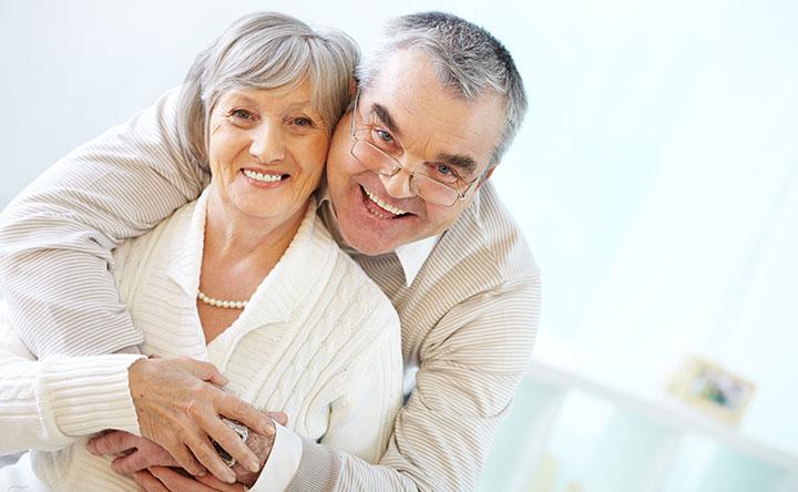 Gli ottimisti invecchiano meno