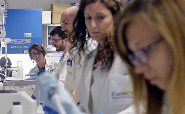 Un'arma di precisione contro il DNA malato