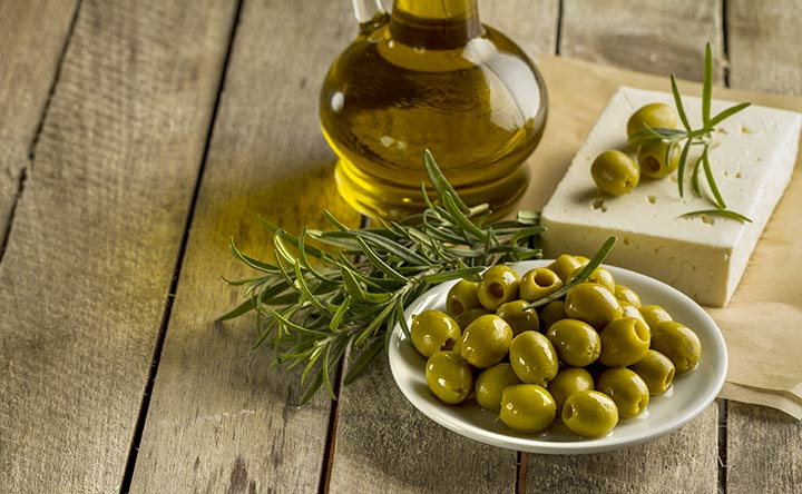 Molecola contro il diabete nell'olio di oliva