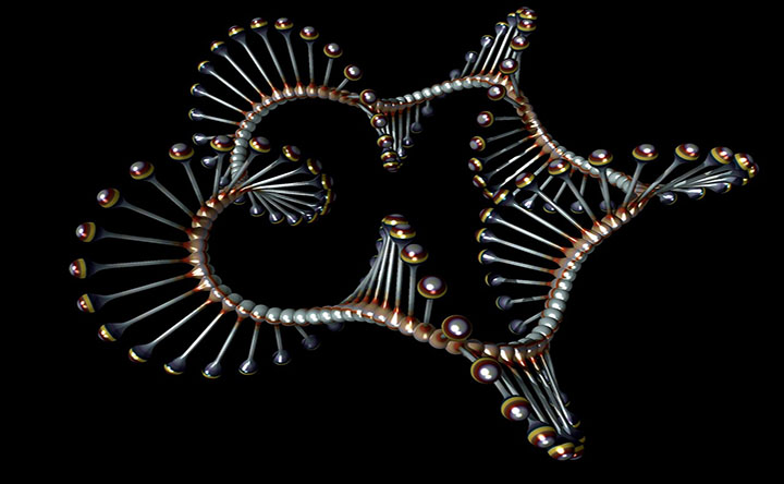 Scoperte misteriose strutture nel DNA: superato il modello a doppia elica