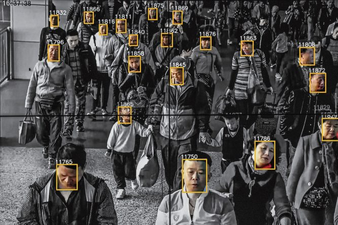 Sistemi di riconoscimento facciale